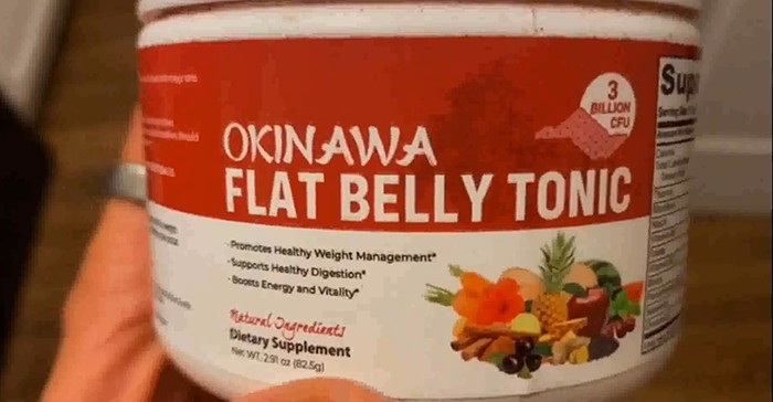 Okinawa Flat Belly Tonic Review - How to Lose Fat Quickly!