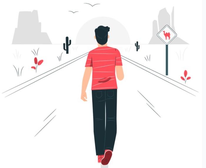 Đi bộ