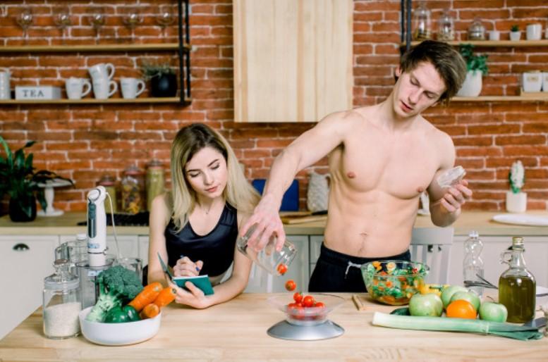 Tính đúng lượng calo thức ăn nạp vào cơ thể