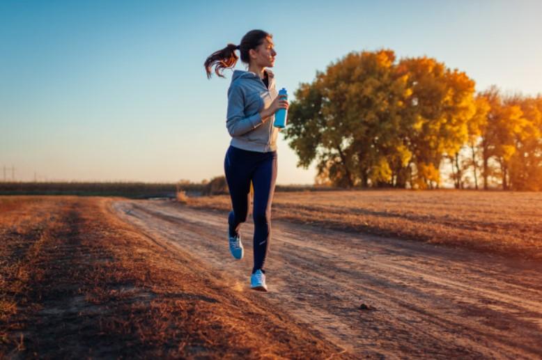 Cách tính vận tốc cho việc đi bộ giảm cân