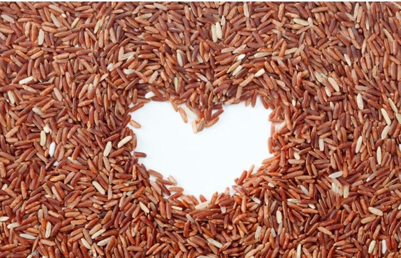 Gạo lứt tốt cho tim mạch