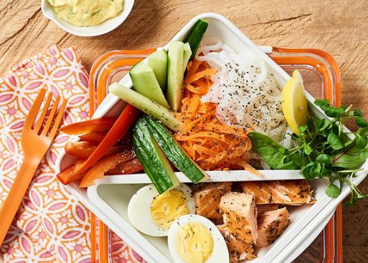 Kế hoạch ăn uống giúp cải thiện sức khỏe tốt nhất