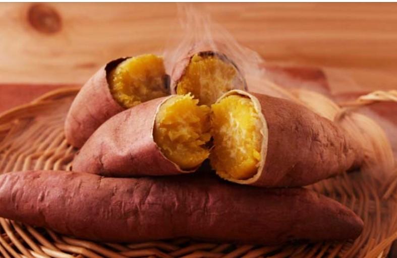 Thực đơn ăn khoai lang giảm cân hàng ngày