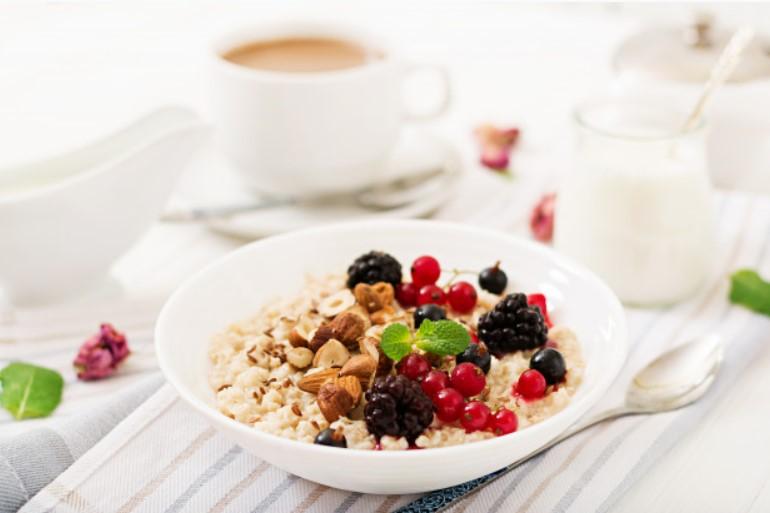 Món ăn giảm cân với các tinh bột tốt