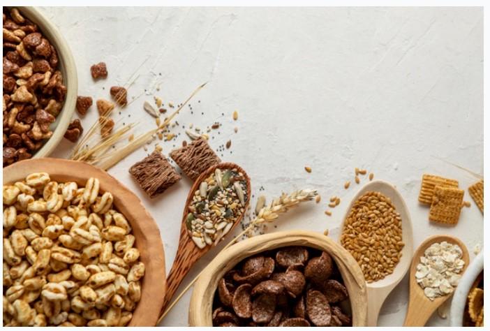 Ngủ cốc giảm cân ít calo và giàu chất xơ