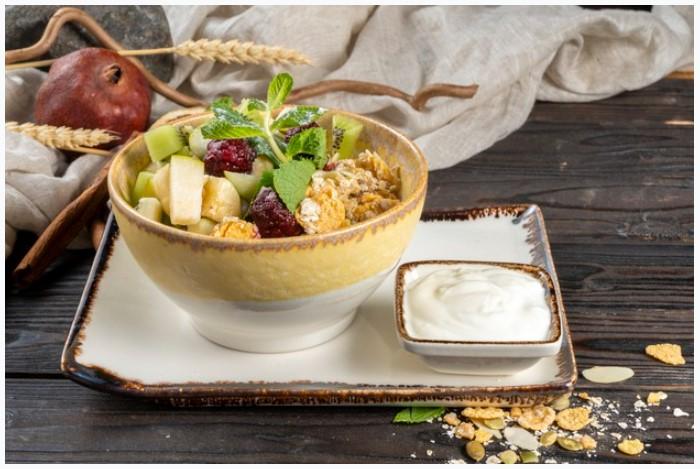 Tránh các loại ngũ cốc giảm cân nhiều đường
