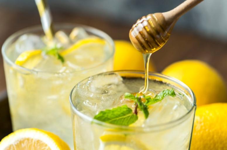 Nước uống giảm cân từ chanh