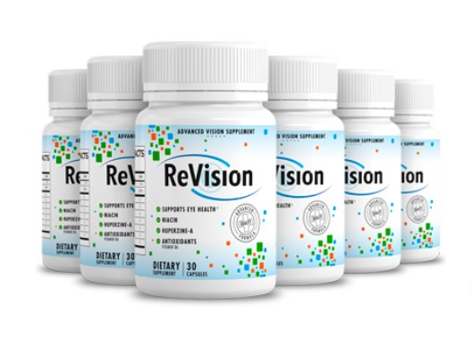 Revision Review - Nutritional Guide To Improve Vision Health