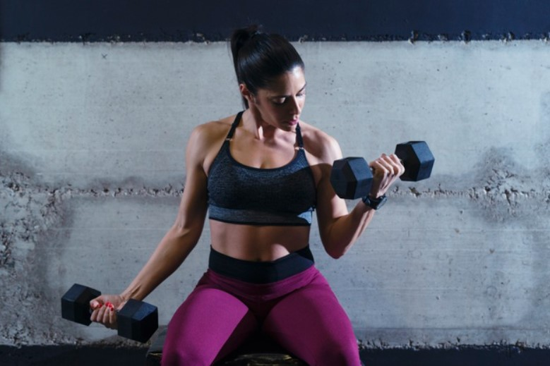 Có mục tiêu đến phòng gym để có động lực tập