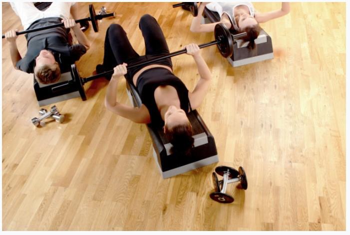 Bài tập thể dục giảm cân đúng cách