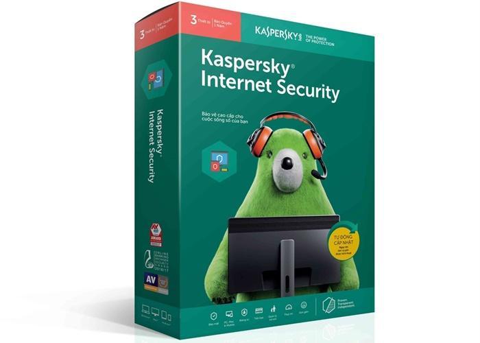 Mua Kaspersky Internet Security chính hãng ở đâu?