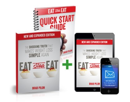 Read the Eat Stop Eat review before getting started with this program.