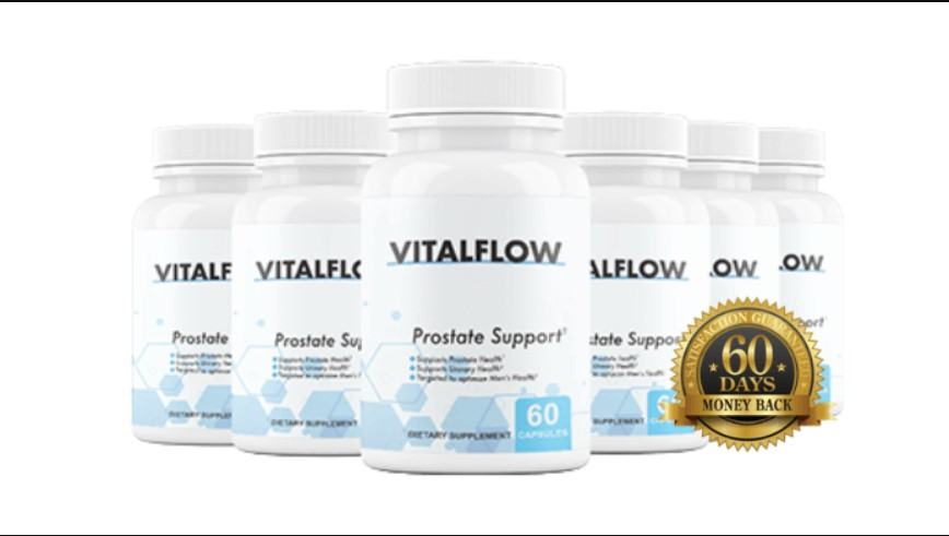 Vital Flow review - You Should Know About It.