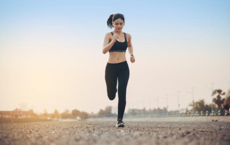 Dành cho người mới thực hiện luyện tập chạy nước rút