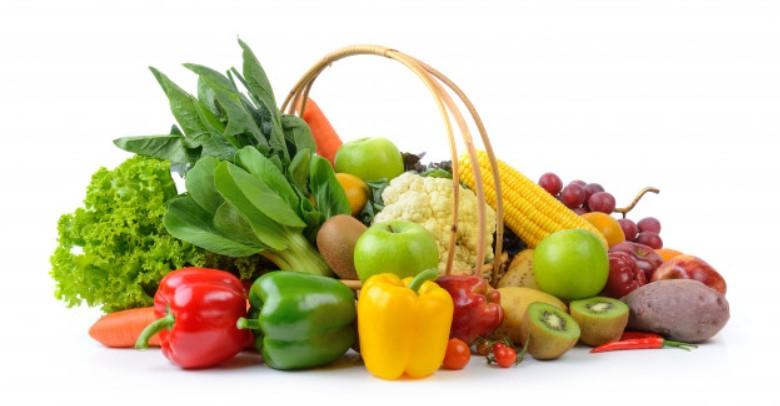 Bổ sung trái cây và rau củ vào bữa ăn của bạn