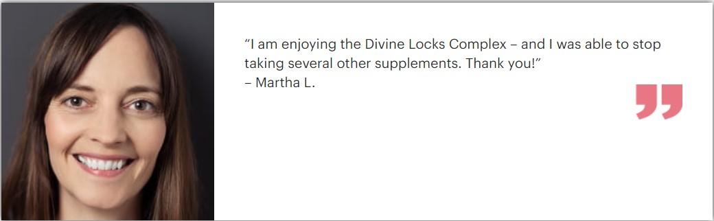 customers using Divine locks
