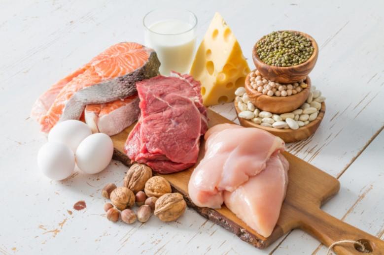 Nạp đủ Protein