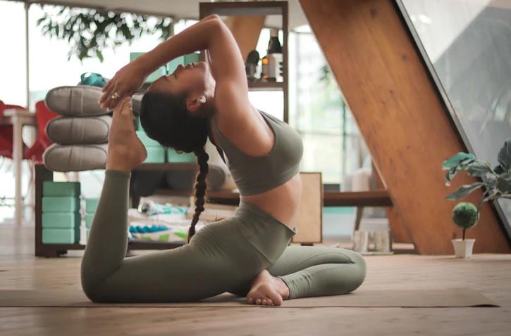 Những bài tập yoga