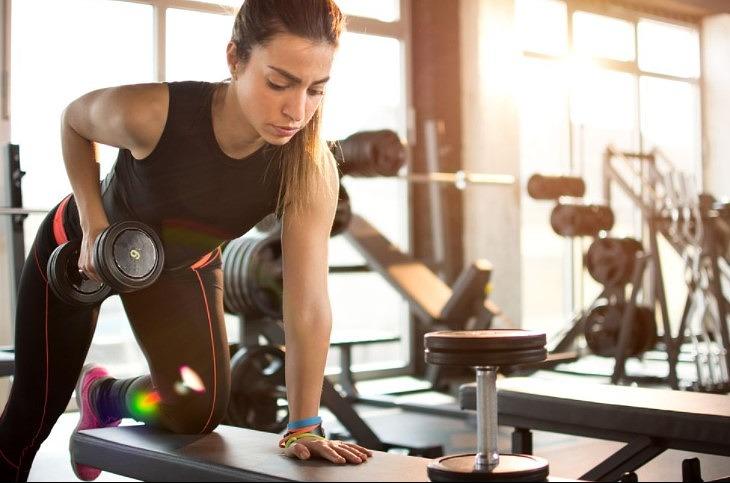 Đốt cháy mỡ bụng với 15 bài tập thể dục hiệu quả