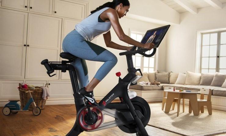 Đạp xe đạp với cường độ cao