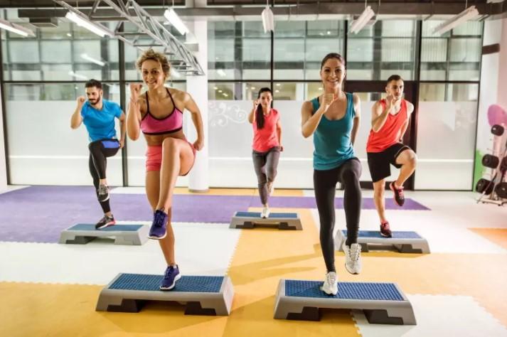 Thể dục nhịp điệu bước