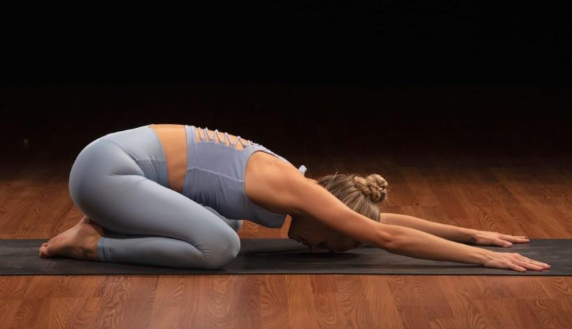 Yoga tư thế trẻ em