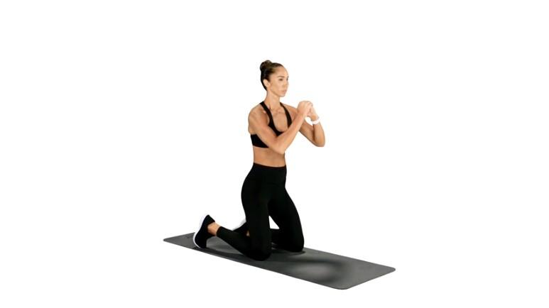 Tăng nhảy bật cao với phương pháp nhảy quỳ gối