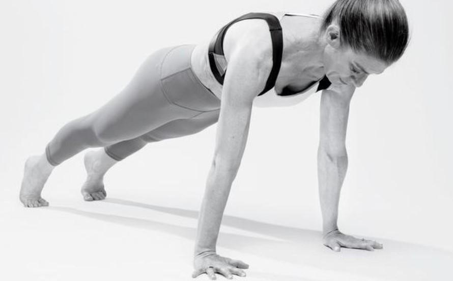 Yoga gắt kết toàn bộ lõi