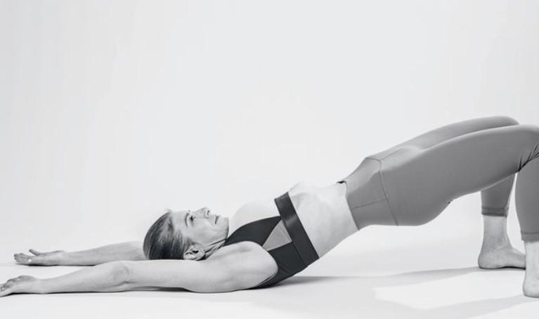 Yoga cây cầu