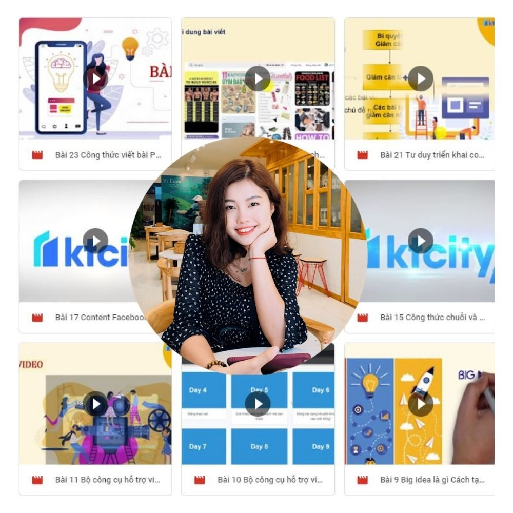 Khoa hoc Content Marketing A Z Bi quyet trien khai va sang tao content da kenh Tran Hoang Ngoc Tam